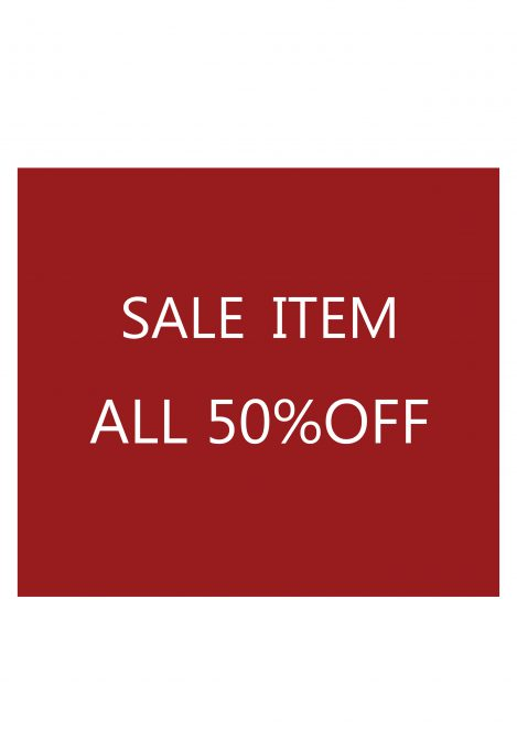 SALE ALL50% POP